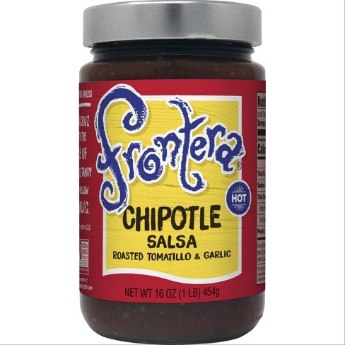 Frontera Chipotle Salsa 16 oz - image 1 of 1