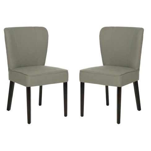 Clifford Dining Chair Wood (Set of 2) - Safavieh® - image 1 of 4