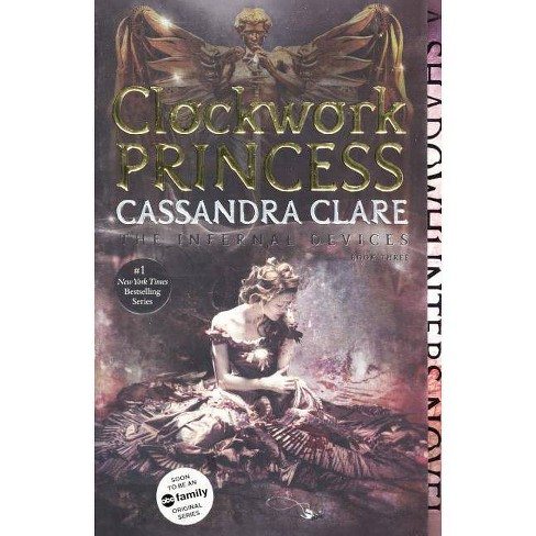Clockwork Princess - (Infernal Devices (Paperback)) by  Cassandra Clare (Hardcover) - image 1 of 1