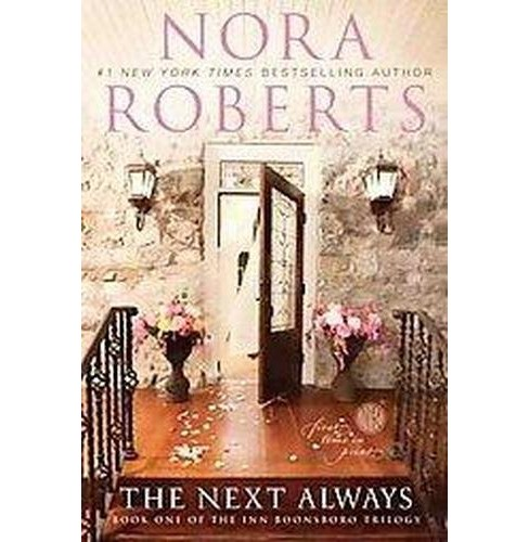 The Next Always (Large Print) (Paperback) - image 1 of 1