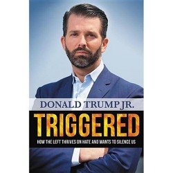 Triggered - by Donald Trump Jr (Hardcover)