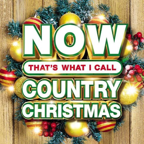 Various Artists - NOW Country Christmas