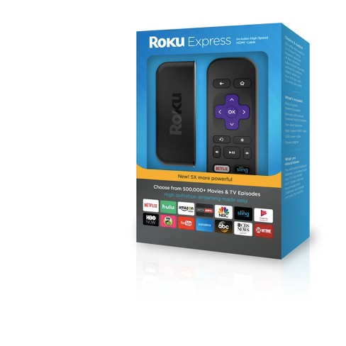 Roku Express Streaming Player (3900R)