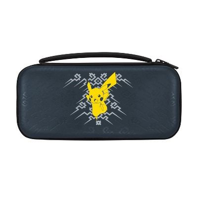 PDP Deluxe Travel Case for Nintendo Switch - Pikachu Element Edition