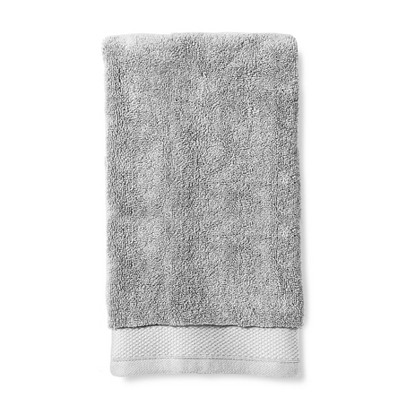Reserve Solid Hand Towel Gray - Fieldcrest®