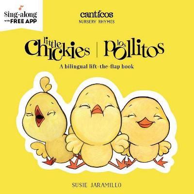Little Chickies/Los Pollitos Bilingual (Board Book)(Susie Jaramillo)