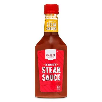 Zesty Steak Sauce - 10oz - Market Pantry™