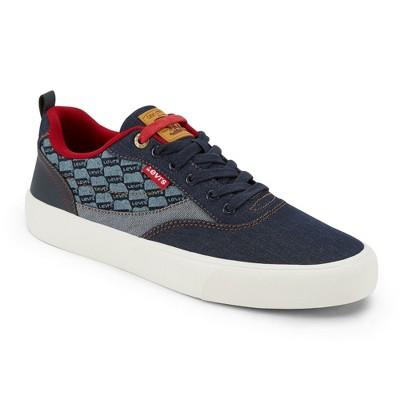 Levi's Mens Lance Lo Monogram X Fashion Sneaker Shoe