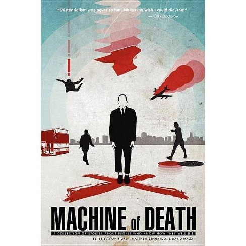 Machine of Death - (Paperback) - image 1 of 1