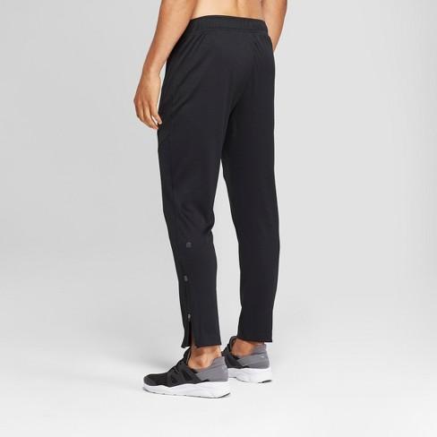 a36fd8a01e8fa Men's Woven Run Pants - C9 Champion® Black : Target