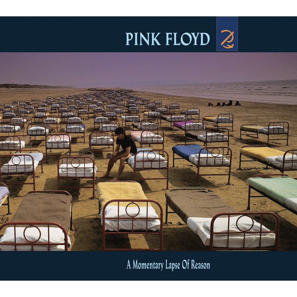 Pink Floyd - Momentary Lapse Of Reason (CD)