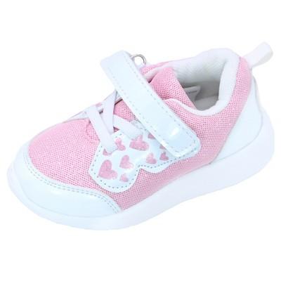 Gerber Athletic Velcro Sneakers Infant Girls