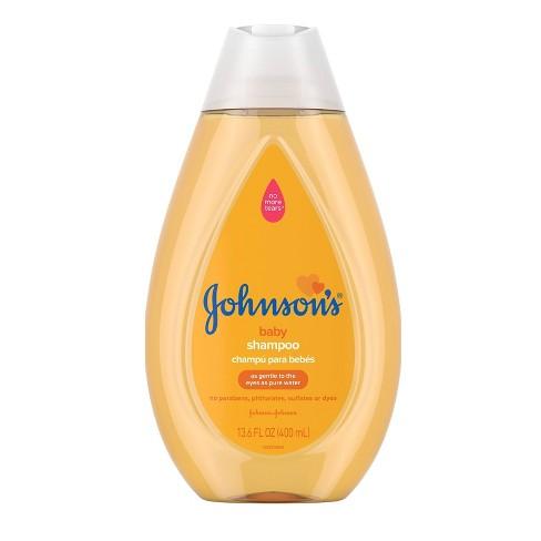 Johnson's Baby Shampoo - 13.6 fl oz - image 1 of 4