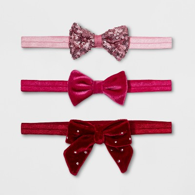 Toddler Girls' 3pc Clips and Barrettes Set Cat & Jack™