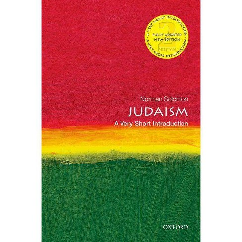 Judaism - (Very Short Introductions) 2 Edition by  Norman Solomon (Paperback) - image 1 of 1