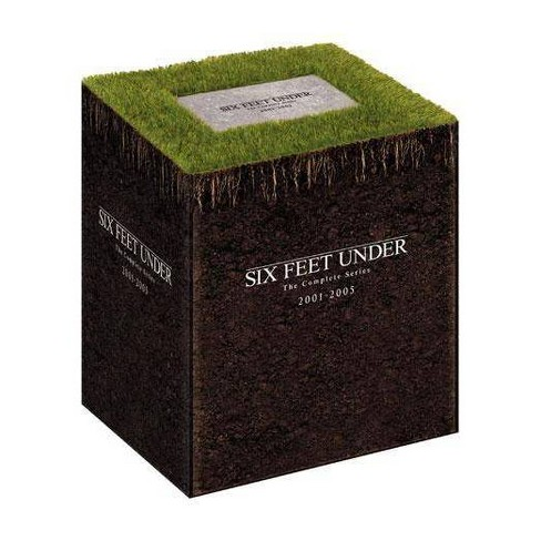 Six Feet Under: The Complete Series (DVD)(2013) - image 1 of 1