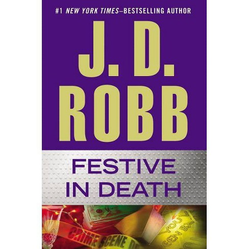 Festive in Death (Hardcover) - image 1 of 1
