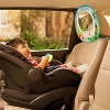 Munchkin Brica Cruisin' Baby In-Sight Car Mirror - Owl - image 3 of 4
