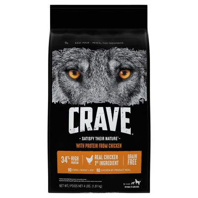 Dog Food: Crave