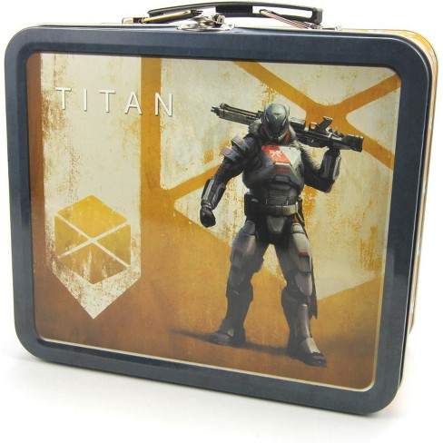 Destiny Guardian Tin Lunch Box, Titan - image 1 of 2