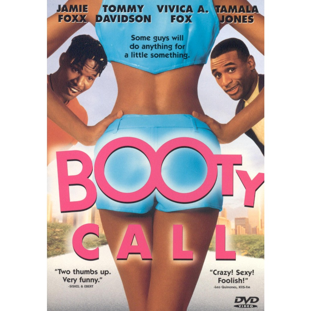 Booty Call (Dvd), Movies