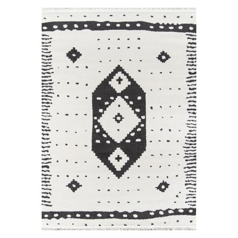 Monaco Abby Geometric Loomed Rug - Momeni - image 1 of 4