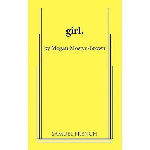 Girl - by  Megan Mostyn-Brown (Paperback) - image 1 of 1