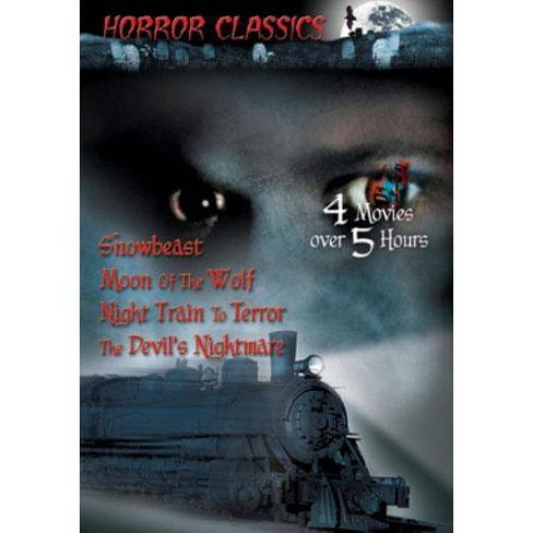 Great Horror Classics: Volume 6 (DVD) - image 1 of 1