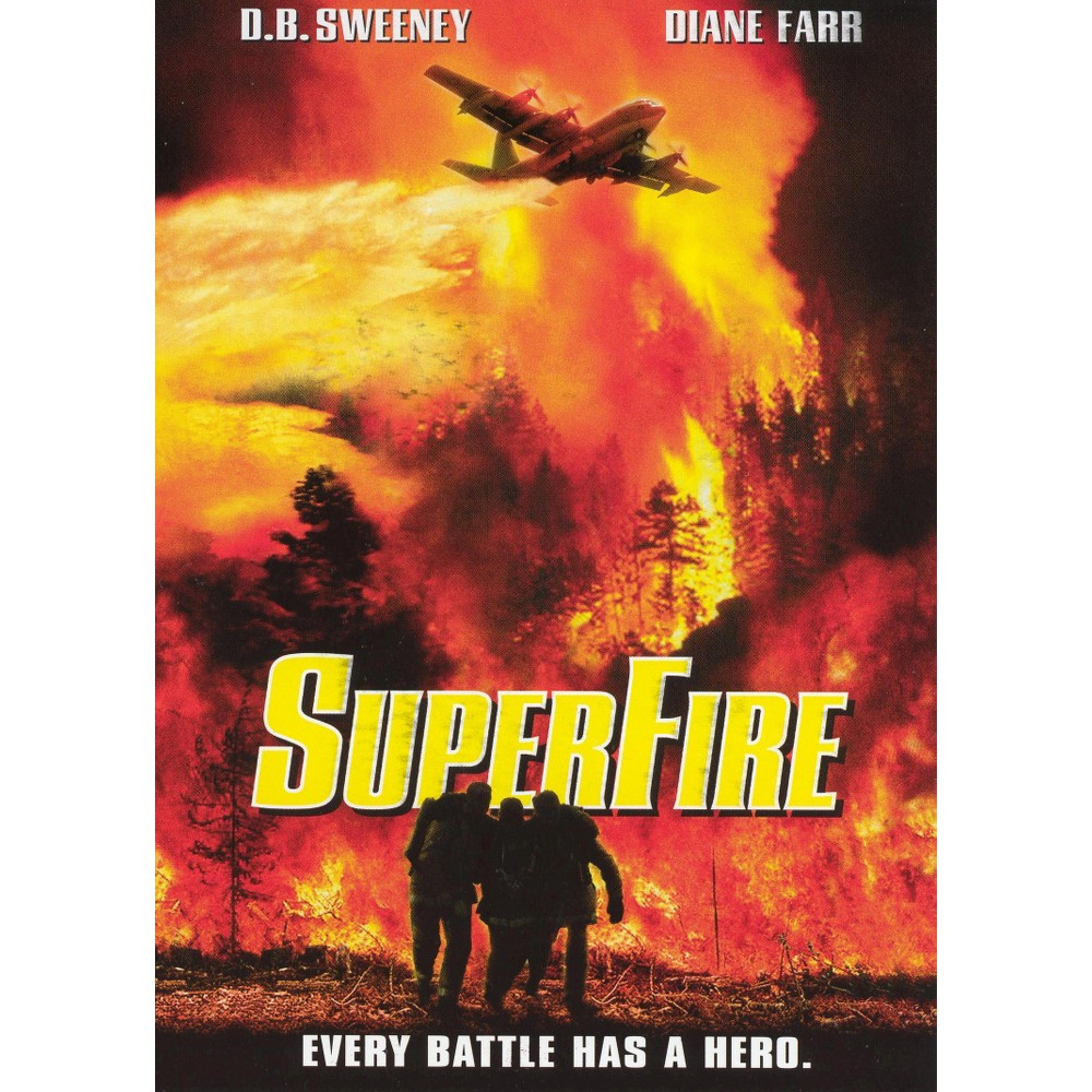 Super Fire (Dvd), Movies