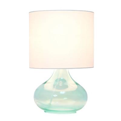 Aqua Lamp Shade Target, Aqua Blue Lamp Shades
