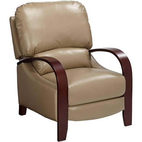 Elm Lane Cooper Celestial Oat Faux Leather 3-Way Recliner Chair - image 1 of 4