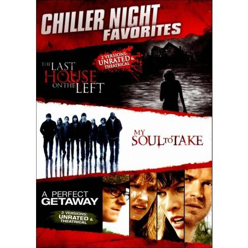 Chiller Night Favorites (DVD) - image 1 of 1