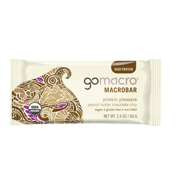 GoMacro® Peanut Butter Chocolate MacroBar - 2.4oz - image 1 of 2