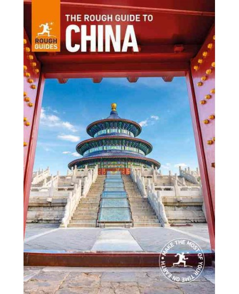 Rough Guide to China -  Updated (Rough Guide China) (Paperback) - image 1 of 1