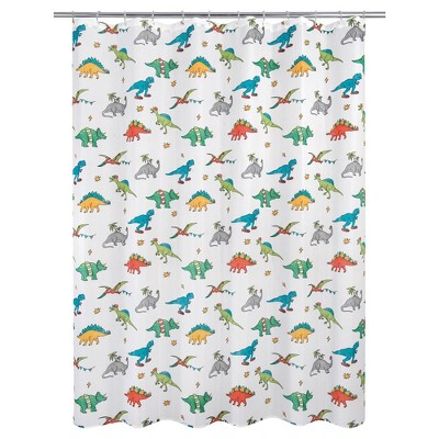 Dinosaur Shower Curtain - Allure Home Creations