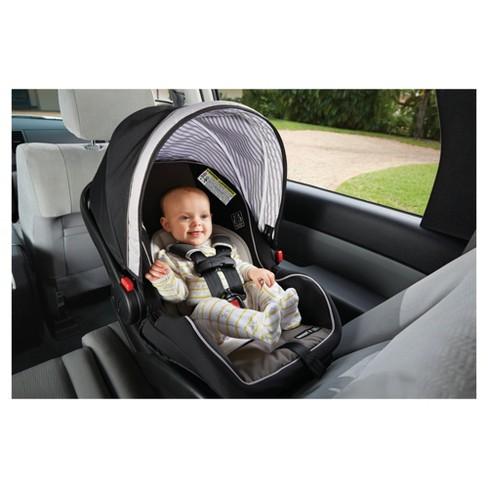 GracoR SnugRideR Click ConnectTM 35 Infant Car Seat