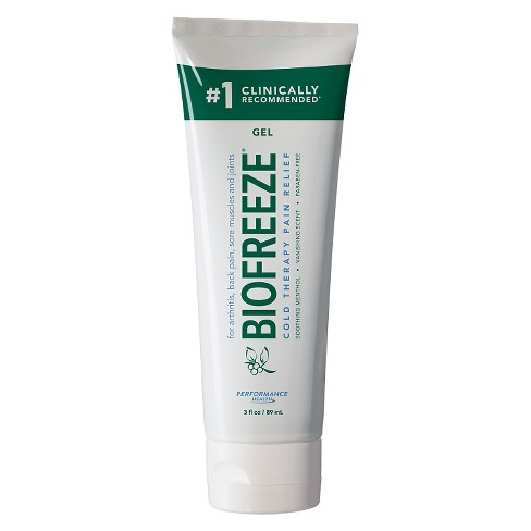 Biofreeze Pain Relieving Gel - 3 Fl Oz - image 1 of 1