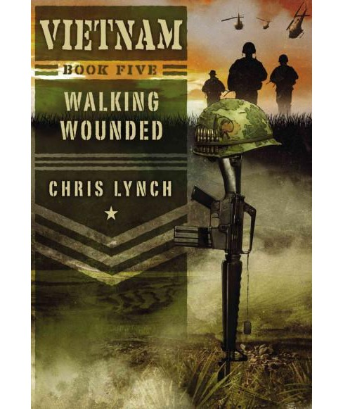 Walking Wounded (Reprint) (Paperback) (Chris Lynch) - image 1 of 1