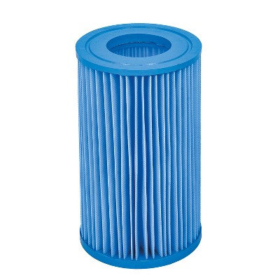 JLeisure Avenli 290726 CleanPlus Small Filter Cartridge Replacement Part for the Avenli CleanPlus 300 Gallon Swimming Pool Pump, Blue