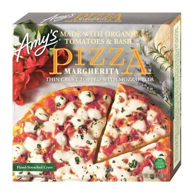Amy's Frozen Margherita Pizza - 13oz