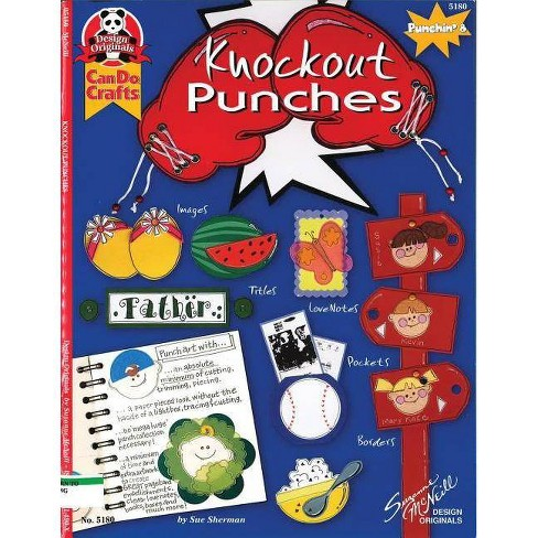 Knockout Punches - by  Suzanne McNeill (Paperback) - image 1 of 1