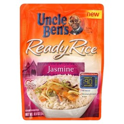 Uncle Ben's  Ready Rice Jasmine - 8.5oz