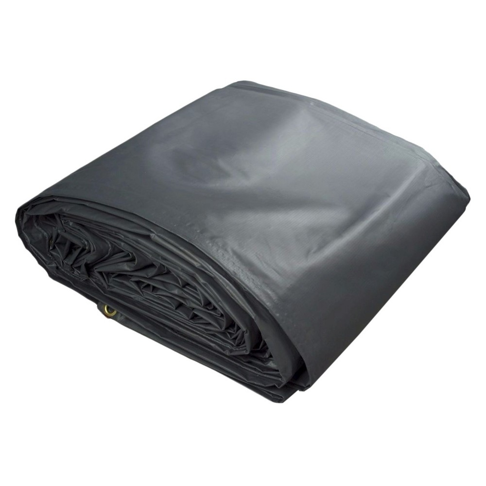 Weather Guard 6ft By 8ft Extreme Duty Pvc Tarp
