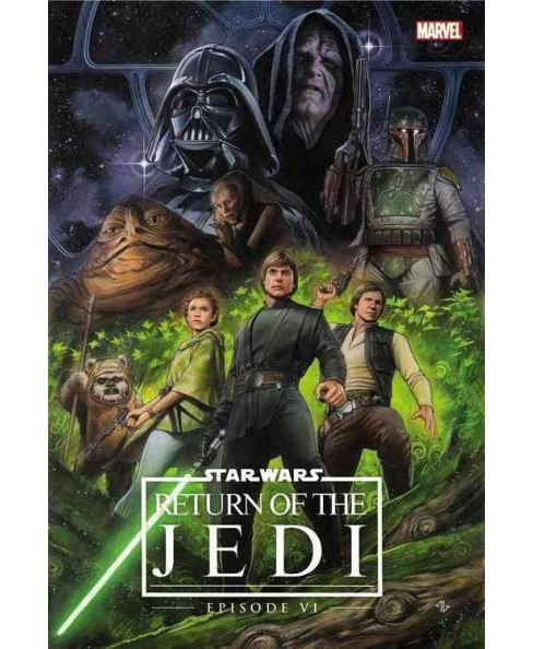 Star Wars Return of the Jedi Episode VI (Hardcover) (Archie Goodwin) - image 1 of 1
