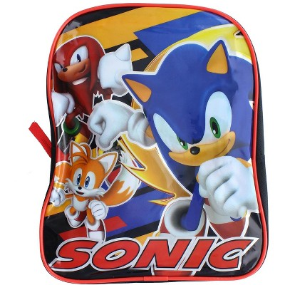 Accessory Innovations Company Sonic the Hedgehog Characters 11-Inch Mini Backpack