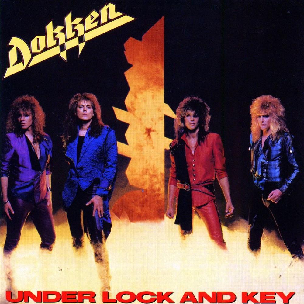 Dokken - Under Lock And Key (Vinyl)