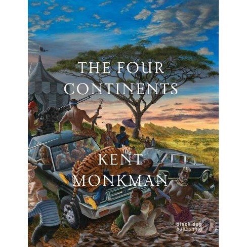 The Four Continents - (Paperback) - image 1 of 1