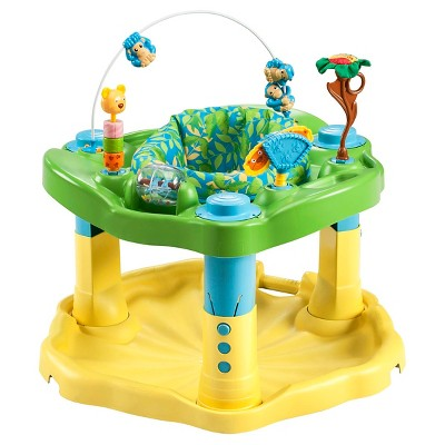 Evenflo® ExerSaucer Bounce & Learn Activity Center