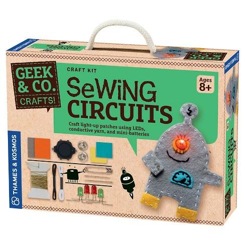 Thames & Kosmos Sewing Circuits - image 1 of 4