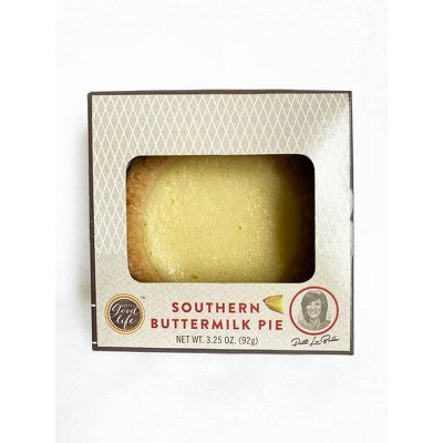 Patti LaBelle Mini Southern Buttermilk Pie - 4in/4oz
